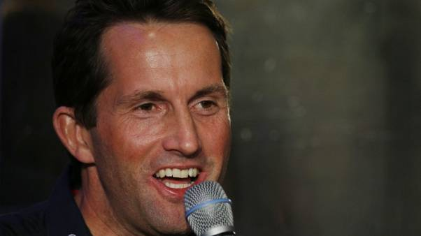 Ainslie aiming for more plain sailing in America's Cup
