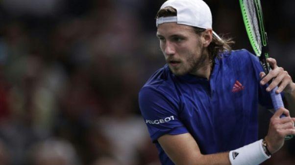 Tennis: Pouille cale, Benneteau sur sa lancée