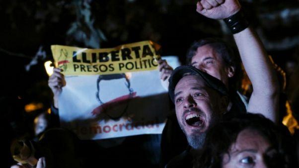"""Indépendantistes catalans en prison: """"ça va tout envenimer"""""""