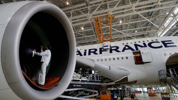 Air France-KLM profit jumps as price trends improve