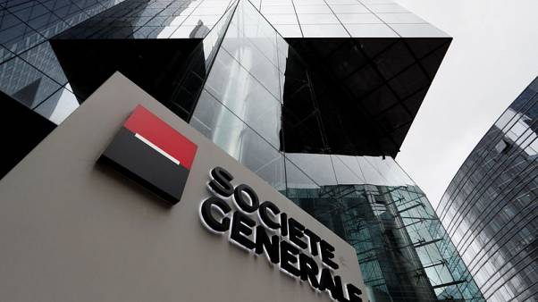 SocGen increases provisions for legal disputes