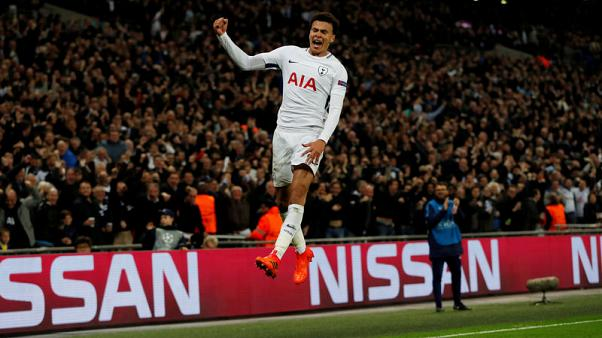 Alli eager to make amends on Champions League return