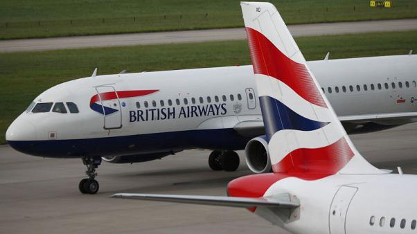 British Airways owner IAG lifts annual profit outlook for coming years