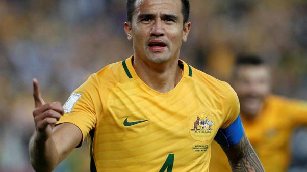 Cahill in doubt for Australia's World Cup qualifier against Honduras
