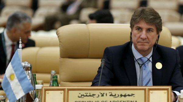 Former Argentina Vice President Boudou arrested - source