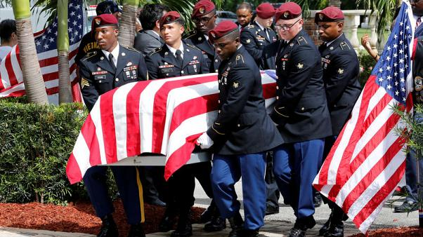 Niger deaths probe outcome expected in January - U.S. military