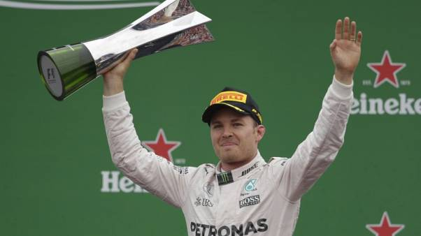 Rosberg sees genetics as a big part of F1 success