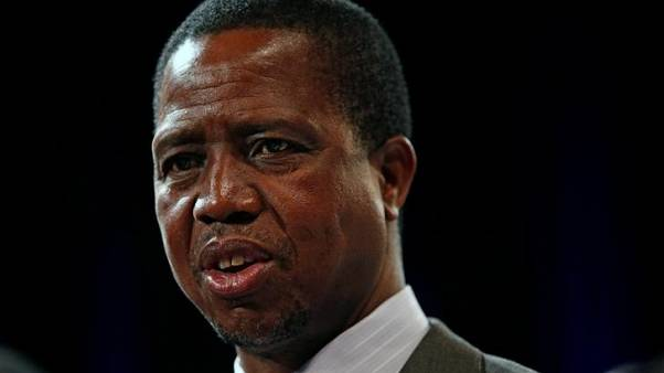 Zambian president warns judges of chaos if they block his re-election