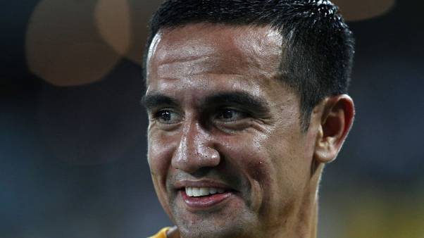 No fracture for Cahill but still a doubt for World Cup playoff