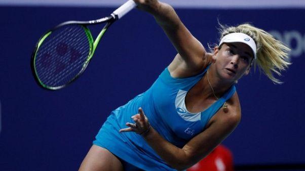 Vandeweghe to meet Goerges in WTA Elite Trophy final