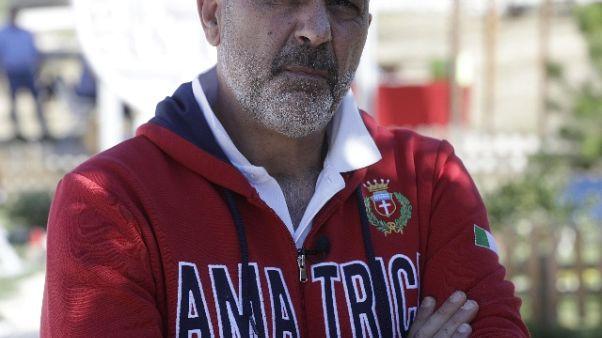 Derby Genova, c'è anche sindaco Amatrice