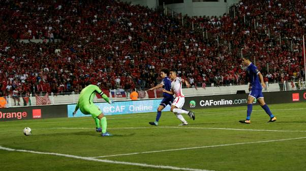 El-Karti strike seals African Champions League for Wydad Casablanca