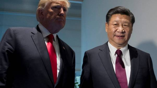 Riding high, Xi looks to soothe Trump as U.S. pressures China