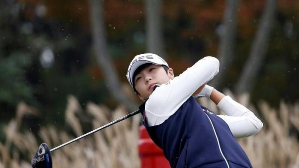 Golf - Park projected to take world number one ranking from Ryu
