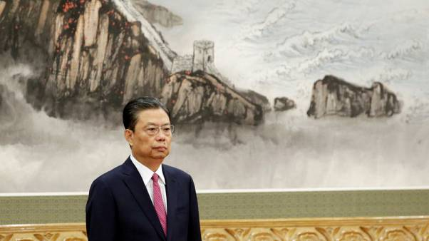 China faces historic corruption battle, ruling party's new graft buster says