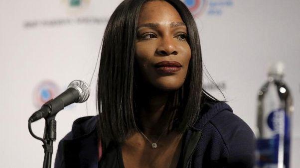Graf backs Williams to break Court's record