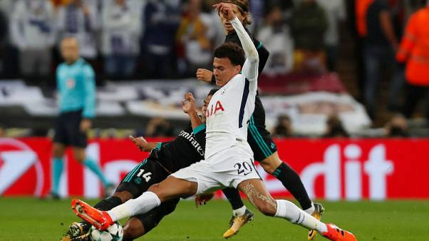 Injured Alli out of England friendlies against Germany, Brazil