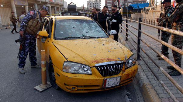 Two suicide attacks kill at least five in Iraq's Kirkuk - police, medics