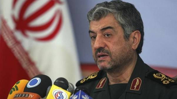 Guards chief rejects Trump 'slander' that Iran behind Saudi missile