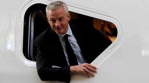 France's Le Maire heads to Berlin to test Eurogroup waters