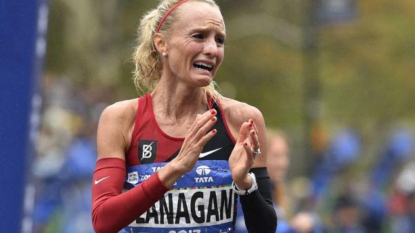 Flanagan scores stunning victory in NYC marathon