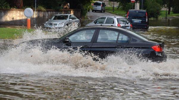 Maltempo: piogge in arrivo anche al Sud