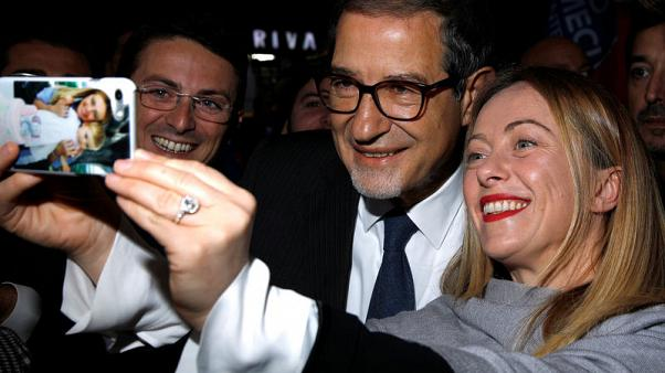 Centre-right leads narrowly in Sicily regional vote - exit polls