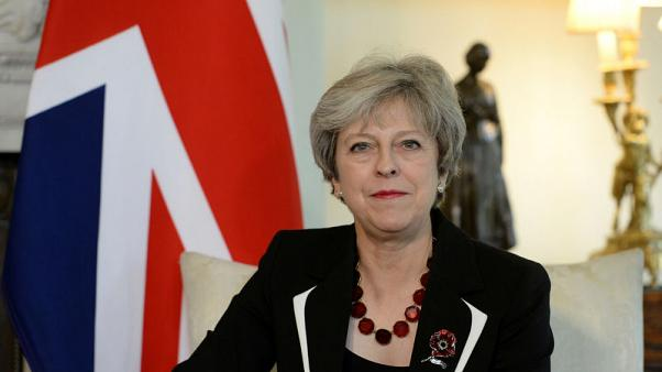 UK business demands Brexit clarity but May provides none