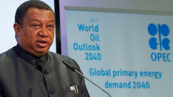 Talks ongoing on extension of OPEC supply cut deal - OPEC Secretary General
