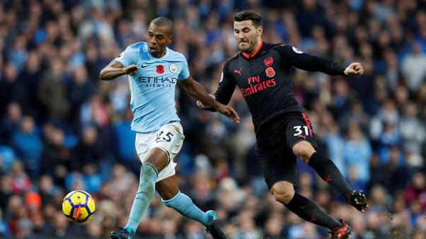 Defensive trio proving crucial to Manchester City's success
