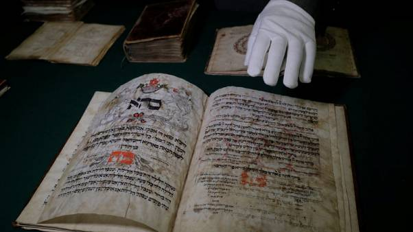 Ancient Hebrew manuscripts to go online in Israel-Russia deal