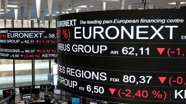 Euronext's third-quarter core profit rises on stable European macro environment