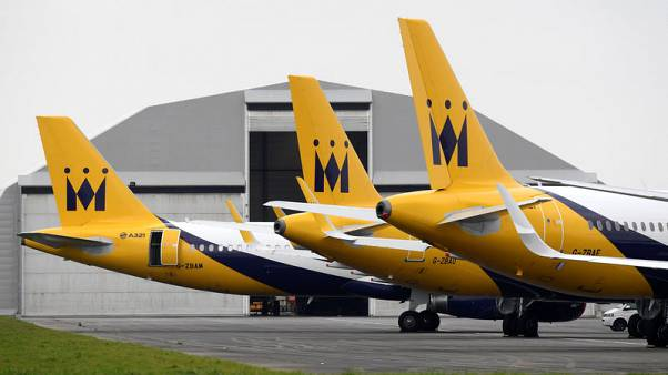 London court rules Monarch cannot sell airport slots