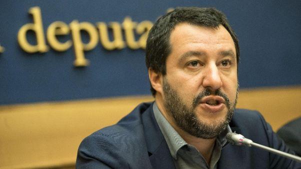 Salvini, Conte al Milan? Metterei firma