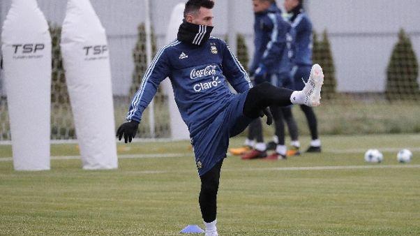 Messi, mai posto veti su Icardi