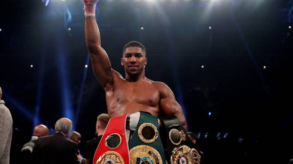 Joshua the target as heavyweight hype packs a new punch