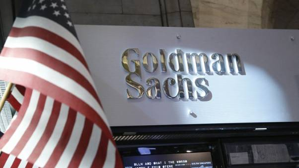 Goldman promotes 509 people to managing director