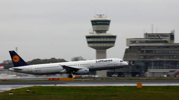 Slow start for Lufthansa on new U.S. route after Air Berlin collapse