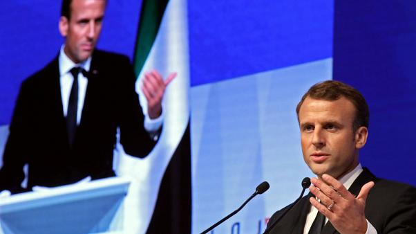 Macron suggests France could join new fronts against Islamic State