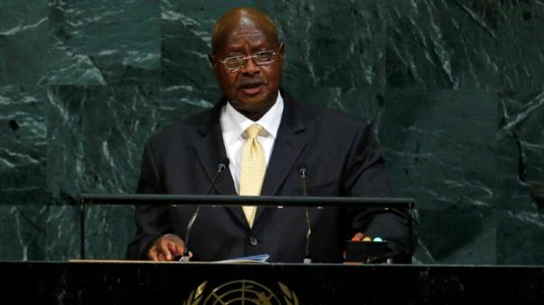 Uganda's president boosts military unit as rural support slips away