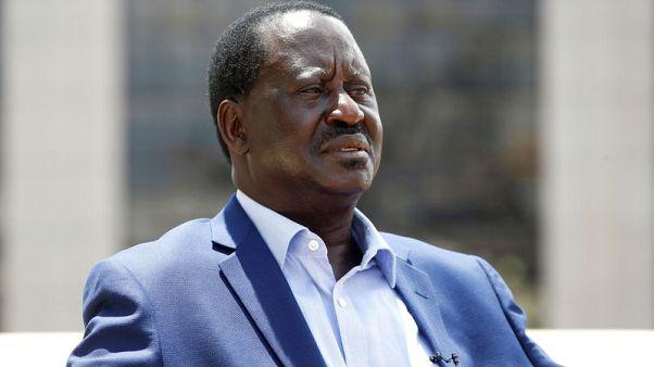 Political exclusion risks tearing Kenya apart, says opposition leader
