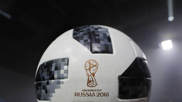 Mondiali, presentato il pallone
