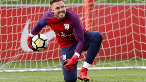 Stoke keeper Butland latest injury blow for England