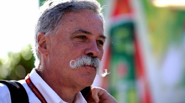 Formula One - F1 - Italian Grand Prix 2017 - Monza, Italy - September 3, 2017   F1 chairman Chase Carey arrives before the race   REUTERS/Max Rossi