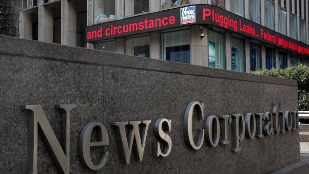 News Corp profit beats on digital real estate unit strength