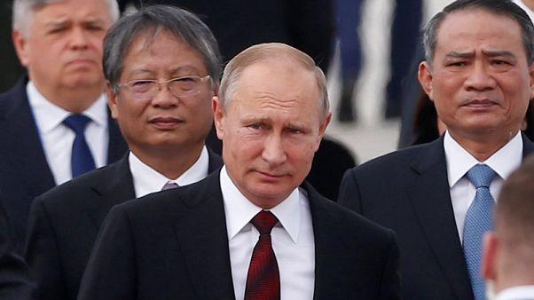 Putin and Erdogan to use meeting next week to discuss Syria - agencies