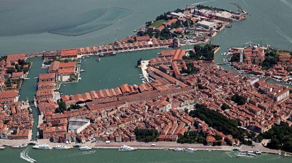 Cadavere turista ripescato a Venezia