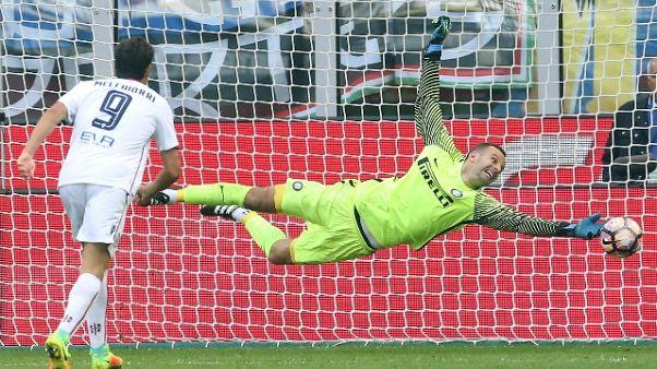 Inter: Handanovic, campionato bellissimo