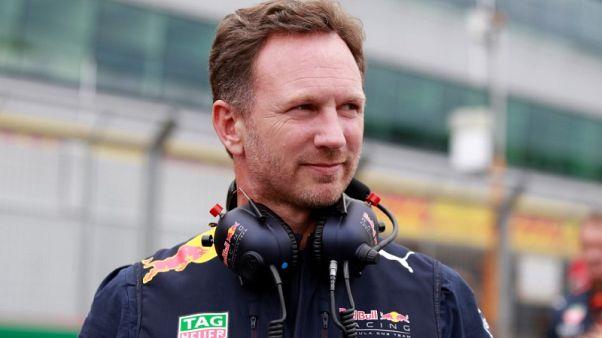 Ferrari F1 quit talk is bluster, says Horner
