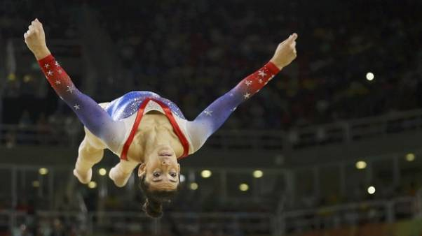 Aly Raisman says she was abused by team doctor: CBS '60 Minutes'